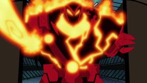 Fire Demon Marvel