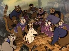 Alley Cats (An American Tail)