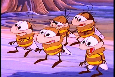 Bees Katy la Oruga