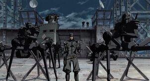 Marcus' Troops