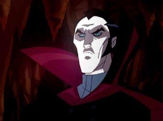 Dracula batman