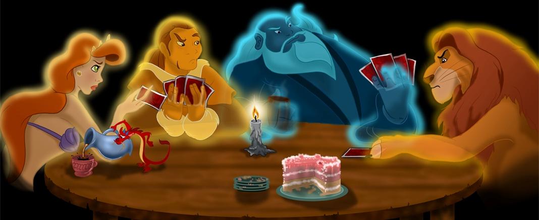 The Righteous Dead   Disney Versus Non-Disney Villains Wiki