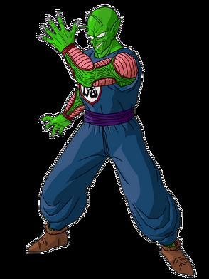Piccolo Daimaoh Rejuvenated