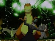 Rex's Dinosaur Gang evil