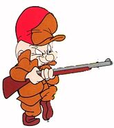Elmer Fudd Elmer Fudd A Wild Hare