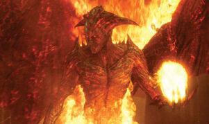 Hades Demon Live Action