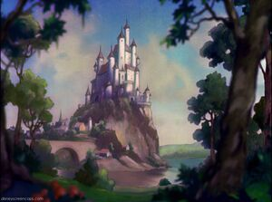 Queen's-Castle-(Snow White and the Seven Dwarfs)