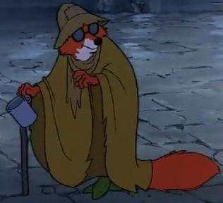Robin Hood Beggar