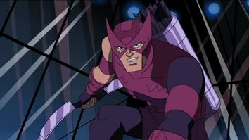 Bullseye-Hawkeye