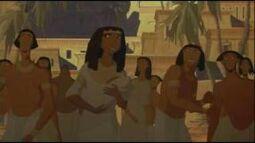Egyptian People (Prince of Egypt)