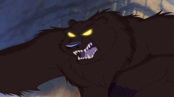 Grizzly Bear Balto