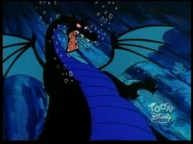 Dragon of The Little Mermaid Series