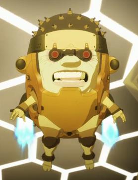 M.O.D.O.K (Iron Man Armor Adventures)