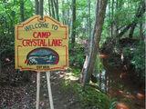 Campamento Lago Cristal