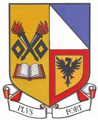 International School coat of arms - blason