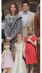 La famille royale en 2014