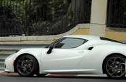 2014 Alfa 4c