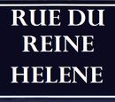 Rue du Reine Helène