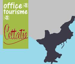 Logo de l'Office de Tourisme de Cettatie