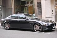 2010 Quattroporte