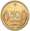 50 centimes 1997