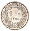 1 franc 1900