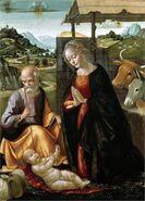 The-nativity-ghirlandaio
