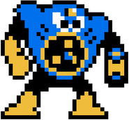 Airman Megaman 2 Sprite Standing Right