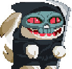 Igor Cave Story Halloween Sprite 1 Right