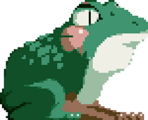 Balfrog Cave Story Sprite 1 Right