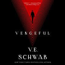 Vengeful audiobook cover 01