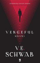 Vengeful cover, Polish 01