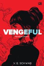 Vengeful cover, Indonesian 01