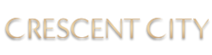 Crescent City wordmark