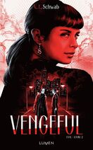 Vengeful cover, French 01