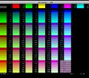 Xterm256 color names for console Vim
