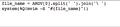 Shell script code.png