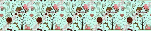An animal theme