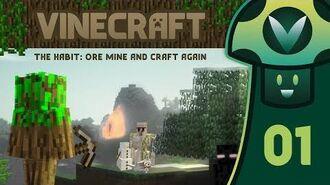 Vinesauce Vinny - Minecraft (PART 1)