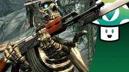 Vinesauce Joel - Sexy Skeleton Quest ( Crazy Skyrim Mods )