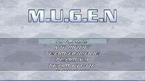 MUGEN Title Screen