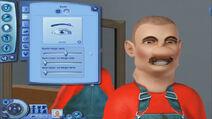 Sims 3 Mario Abomination