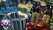 Vinesauce Joel - Planet Coaster Mini-Cut 5