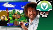 Vinesauce Joel - Bob Ross Mario Paint