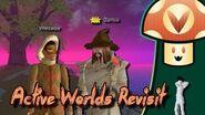 Vinesauce Vinny - Active Worlds Revisit