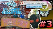 Vinesauce Joel - Planet Coaster HIGHLIGHTS 3