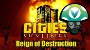 Cities Skylines 2 Reign of Destruction - Rev Vinesauce