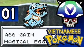 Vinesauce Joel - Vietnamese Pokemon ( Part 1 )