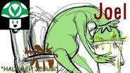Vinesauce Joel - Sick Kermit