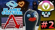 Vinesauce Joel - Planet Coaster HIGHLIGHTS 2